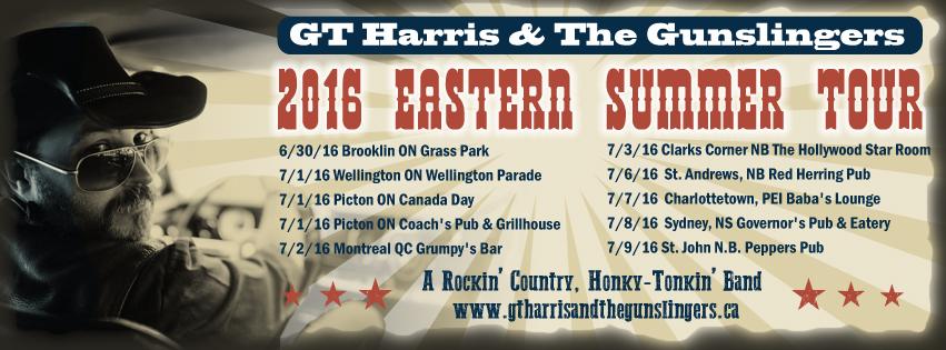 GT Tour web poster
